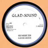 Gladstone Anderson - Holy Mount Zion / Holy Children (Glad-Sound / DKR) US 10""